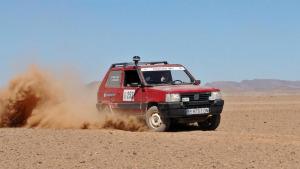 Els pilots Xavi Garcia i Pol Morral queden tercers a la Panda Raid del Marroc