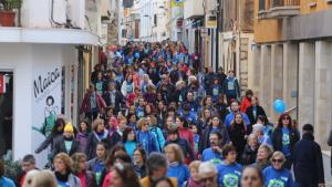 La Cursa de la Dona de l'Escala recull 7.200 euros per la distròfia muscular infantil