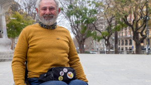 Jordi Puig passa per l'Escala