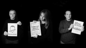 Donació d'ERC a la caixa de solidaritat pels presos polítics