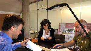 Ajuntament i UBET renoven el conveni