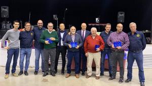 La Penya Blaugrana commemora el seu 40è aniversari