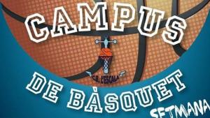 El Club Bàsquet l'Escala organitza un campus per Setmana Santa