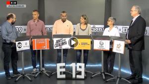 Els temes socials al primer debat electoral