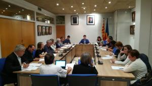 El govern aprova els pressupostos i les ordenances per al 2018