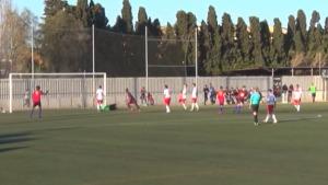El FC l'Escala té una nova final a Sant Jaume de Llierca