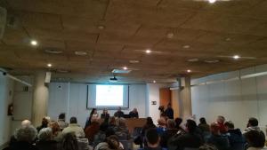 Sessió informativa sobre l'administració electrònica