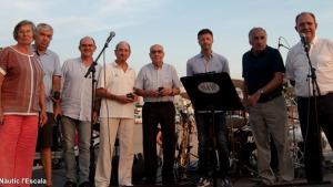 Homenatge als socis fundadors del Club Nàutic