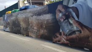 Tercera campanya de panells fotogràfics als contenidors