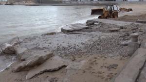 El gener començarà la reconstrucció de la Riba Vella