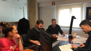 Es signa un nou conveni entre l'Ajuntament i la Comissió de Carnaval