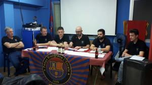 La Penya Blaugrana prepara el 40è aniversari