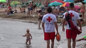 La UGT responsabilitza  als ajuntaments  alguns ofegaments a les platges