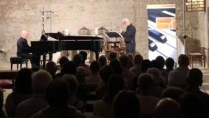 Piano i flauta als Clàssics l'Escala-Empúries