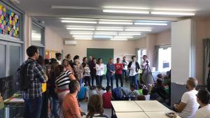 Jornada de portes obertes per donar a conèixer el projecte socioeducatiu l'Alternativa