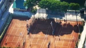 Torneig nocturn al Club Tennis l'Escala