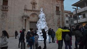 Sorteig de l'arbre de Nadal