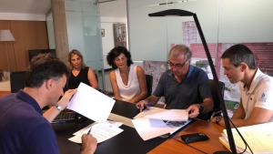 Ajuntament i Club Nàutic renoven el conveni de col·laboració
