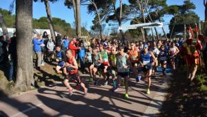 La pròxima Marató d'Empúries es disputarà el diumenge 28 d'abril del 2019
