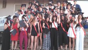 Festa de comiat dels alumnes de Batxillerat