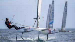 Sant Pere Pescador acull la Copa d'Espanya de Catamarans