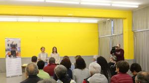 Presentació Alternativa per l'Escala al Centre Cívic Xalem