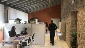 Les oficines de Cultura i Patrimoni de l'Escala es traslladen a l'Alfolí de la Sal