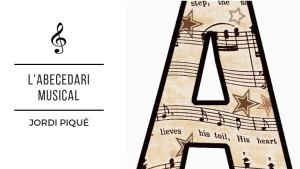 L'abecedari musical d'en Jordi Pique - Hemanas Navarro