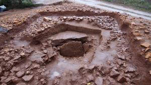 Resultats molt destacats de les excavacions a Vilanera