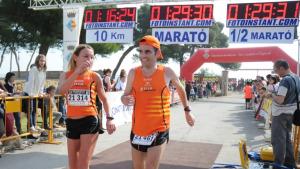 Presentació de la Marató d'Empuries