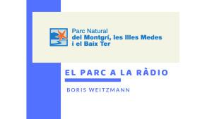 El Parc a la Ràdio - El Montgrí es una illa enmig de la plana