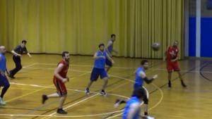 El sènior masculí de bàsquet debuta amb victòria (67-57)