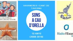 Sons A Cau d'Orella 14/01/18