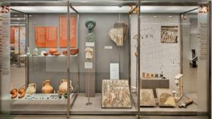 El Museu d'Empúries incorpora una figureta de bronze