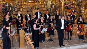 Nou concert multitudinari de la Johann Strauss Chamber Orchestra