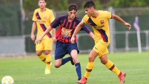 El FC L'Escala encaixa 3 gols del Barça B