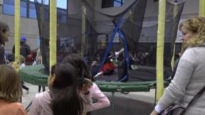 Trifàsic, el parc infantil de Nadal