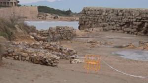 Es documenten les restes del Port d'Empúries