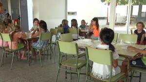 Targetes moneder per als alumnes de beca menjador