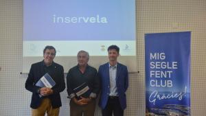 Presentació del projecte InserVela a l'Escala