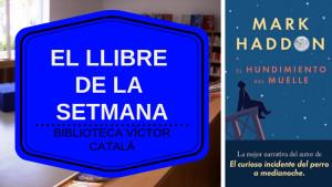 El llibre de la setmana - El hundimiento del muelle (Mark Haddon)