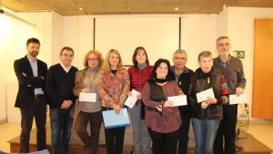 Donació de 20mil euros del Càmping Illa Mateua