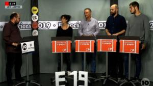 Eleccions Municipals 2019 - Llistes Candidatura de Progrés