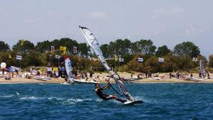 Ja és en dansa el mundial de windsurf