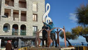 El monument de Ciutat Pubilla restaurat