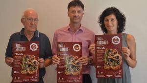 Els escriptors Martí Gironell i Màrius Serra, protagonistes de la Festa de l'Anxova 2018
