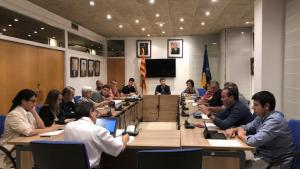 L'equip de govern porta a ple la proposta de pressupostos i ordenances de 2020