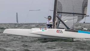 El regatista Marc Verdaguer competirà en el mundial a Anglaterra