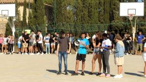 Escola Esculapi i Institut amb la Setmana del Clima