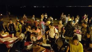 500 participants a la Caminada Nocturna de l'Anxova